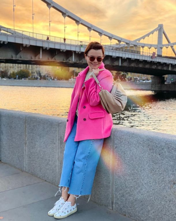 Татьяна Брухунова приобрела сумку из лимитированной коллекции