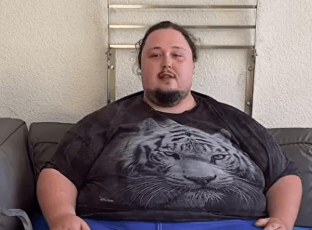 250-килограмовый сын Никаса Сафронова испугался бесплодия и заморозил свой биоматериал