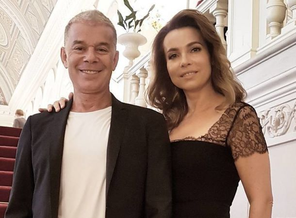 Жена Олега Газманова воплотила в жизнь свою мечту