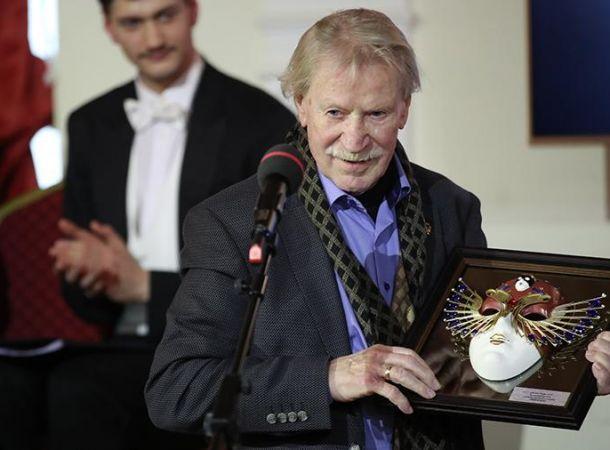 90-летний Иван Краско находится в больнице в тяжелом состоянии