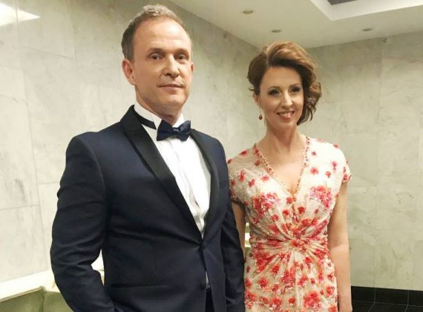Виктор Рыбин с женой на фоне слухов о нищете устроил вечеринку за 200 тысяч рублей