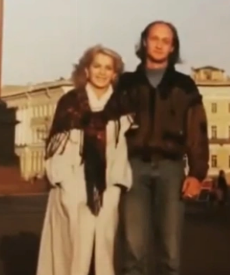 Мария Порошина показала архивные фото с начала отношений с Гошей Куценко