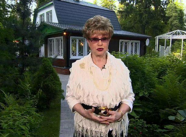Возмущенная диктор Светлана Моргунова отреагировала на слухи об алкоголизме