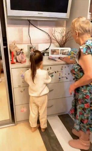 Ксения Бородина показала скромную квартиру мамы
