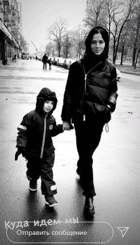 Юлия Снигирь показала подросшего сына от Евгения Цыганова