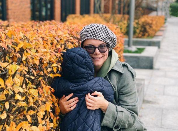 Татьяна Брухунова рассказала о внешности сына