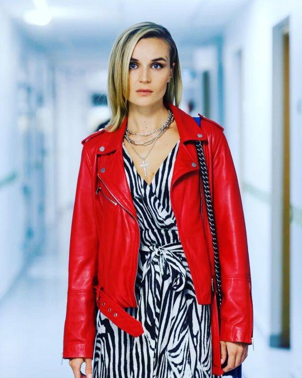 Полина Гагарина дебютирует в сериале «Бывшие»