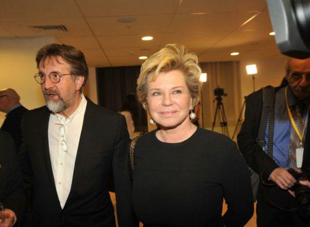 СМИ: Супруга Леонида Ярмольника госпитализирована с двусторонней пневмонии