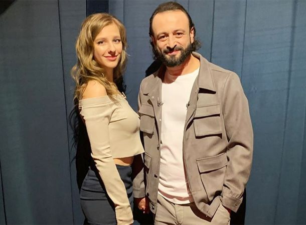 Лиза Арзамасова впервые поделилась видео с Ильей Авербухом
