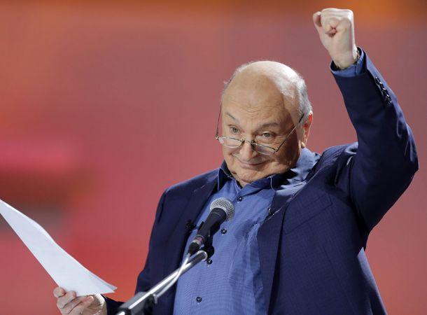 Владимир Познер рассказал о тяжелой болезни Михаила Жванецкого