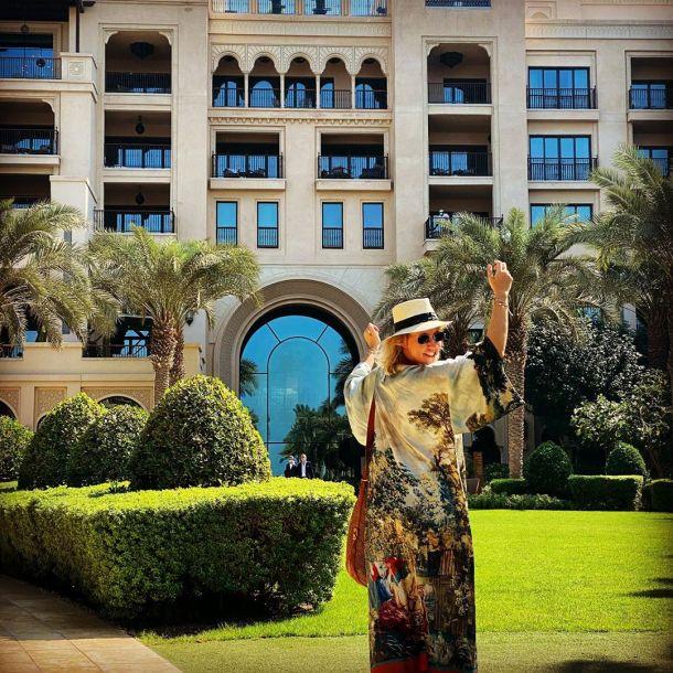 Ксения Собчак рассердила россиян поездкой в Дубай