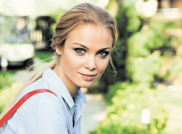 Татьяна Арнтгольц и Марк Богатырев сыграли свадьбу