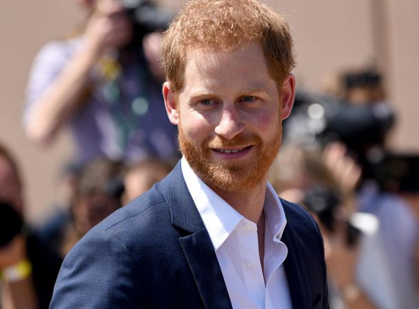Принца Гарри унизили при дворце