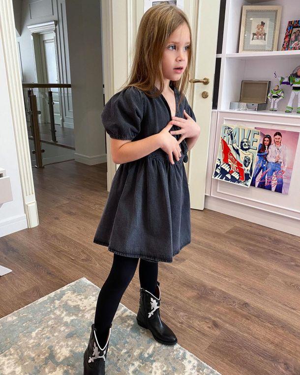Дочери Кристины Асмус пророчат модельное будущее