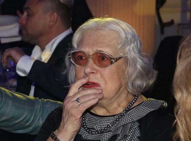 Лидии Федосеевой-Шукшиной после развода могут достаться миллионные долги Алибасова