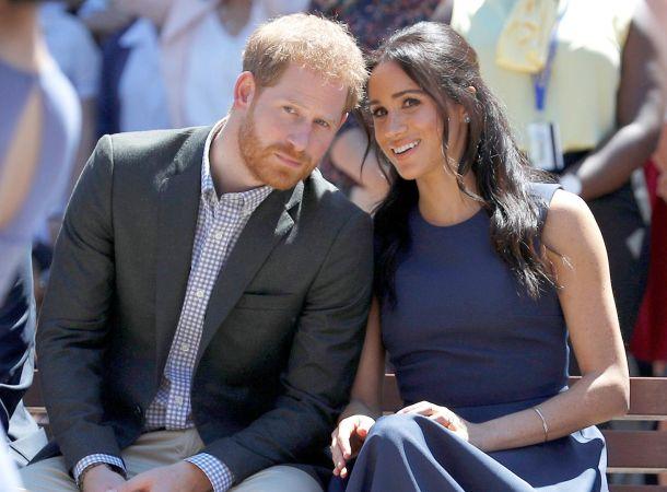 Принца Гарри и Меган Маркл уличили в лицемерии после появления на публике