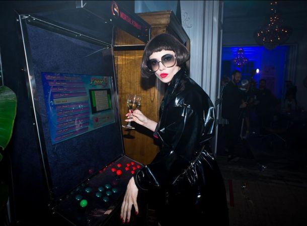 У Настасьи Самбурской появился интернет-клон