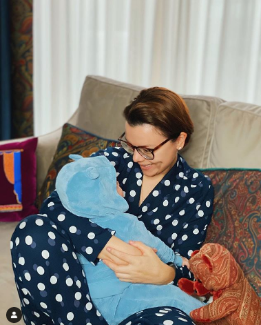 Татьяна Брухунова отреагировала на новость о высоких заработках после рождения сына