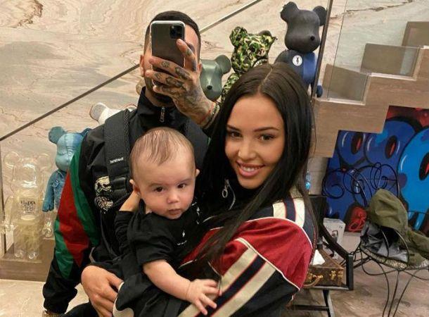 Анастасия Решетова боится надолго оставлять сына с Тимати