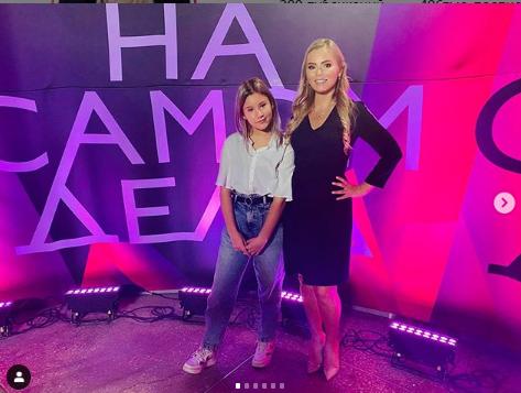Экс-возлюбленный Даны Борисовой решил проверить является ли он отцом ее 13-летней дочери