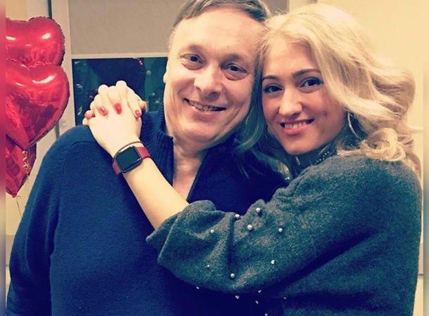 Андрей Разин планирует свадьбу с молодой украинкой