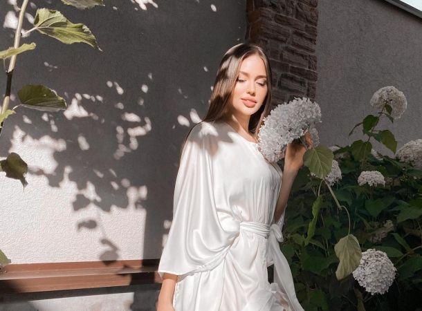 Анастасия Костенко показала лишний вес до похудения