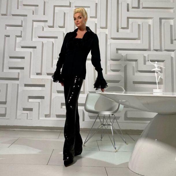 Дана Борисова пожелала запевшей Анастасии Волочковой «дойти до дна»
