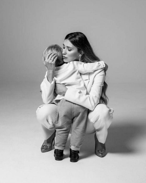 Регине Тодоренко переживает из-за болезни маленького сына