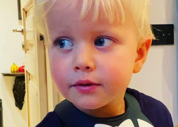 Максим Виторган показал невероятно красивый портрет сына