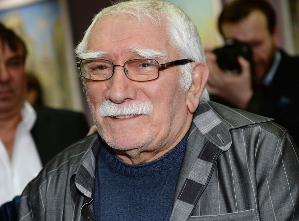 Армен Джигарханян успел жениться незадолго до смерти