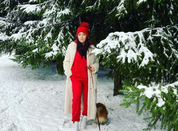 Ирина Дубцова похвасталась невероятным именинным тортом