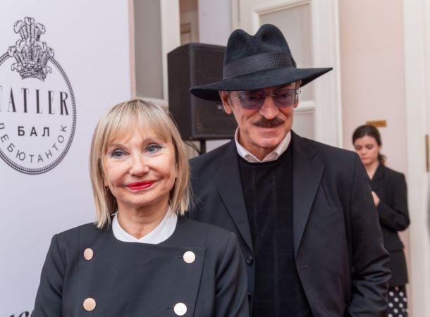 Представитель Михаила Боярского рассказала о состоянии его жены