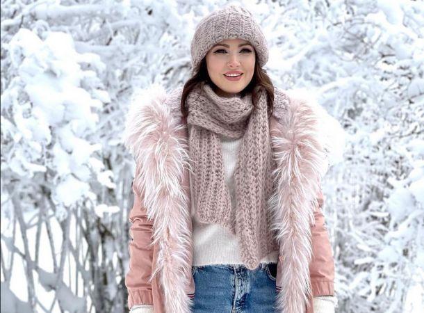 Анастасия Макеева публично призналась в любви многодетному жениху