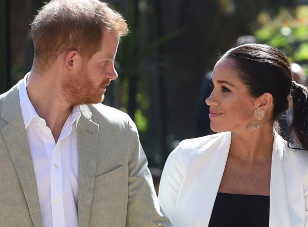 Принц Гарри и Меган Маркл официально лишены королевского статуса