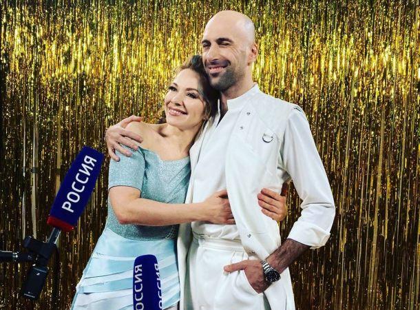 Екатерина Гусева грозится наказать своего партнера по танцам