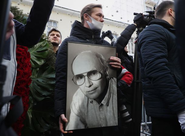 Врачи рассекретили обстоятельства смерти Андрея Мягкова