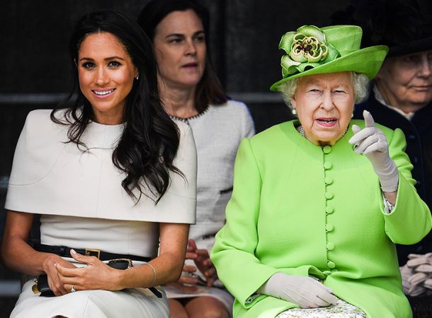 Елизавета II оскорблена дерзким заявлением Меган Маркл и принца Гарри