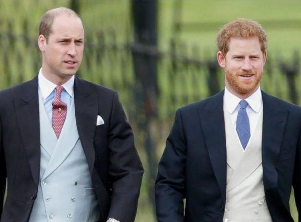 Принц Уильям назвал поведение принца Гарри непозволительным