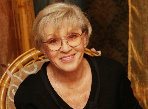 Коллеги Алисы Фрейндлих рассказали о ее самочувствии после коронавируса