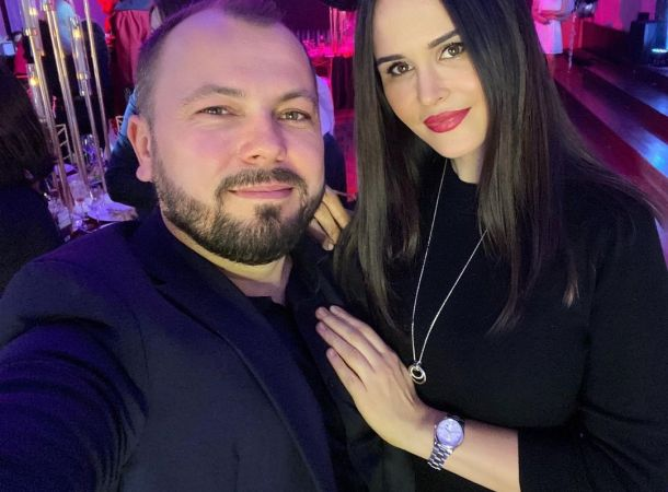 Ярослав Сумишевский показал сына от погибшей жены
