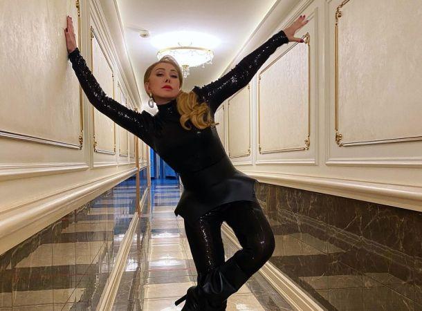 Дочь Любови Успенской вернулась к матери не с пустыми руками