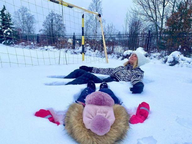 Полина Гагарина сделала трогательное селфи с повзрослевшим сыном