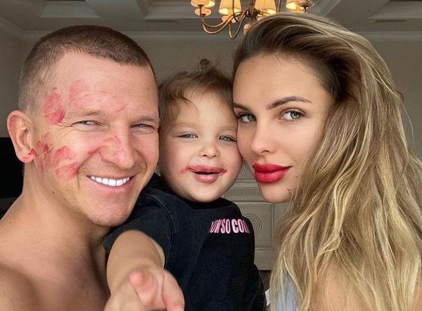 Ханна впервые привела дочь к стоматологу