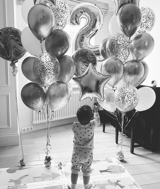 Саша Савельева показала подросшего сына в честь его дня рождения