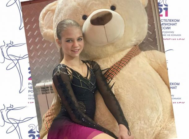 Александра Трусова объяснила причину своего провала на чемпионате мира