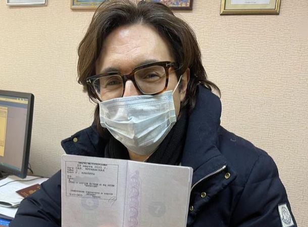 Андрей Малахов отказался от московской прописки