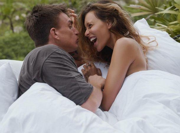 Регина Тодоренко надеется, их с Топаловым любовь проживет дольше трех лет