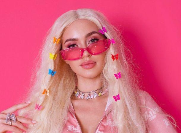 Анастасия Костенко перевоплотилась в живую Барби