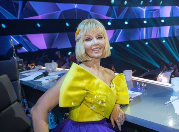 Валерия пожаловалась на сложную участь жюри в «Маске»