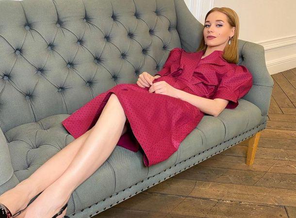 Кристина Асмус перевоплотилась в Мерилин Монро